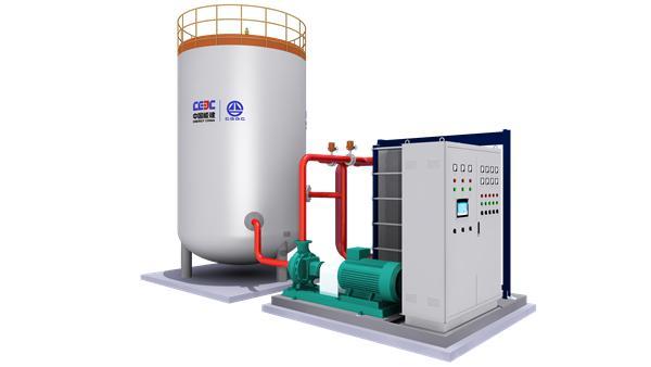 高电压电极式锅炉